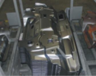 行李箱内板
